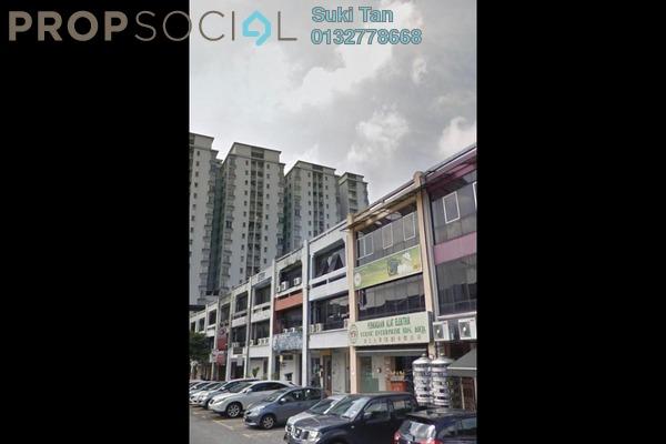 For Rent Office at Taman Menjalara, Bandar Menjalara Freehold Unfurnished 0R/0B 4.3k
