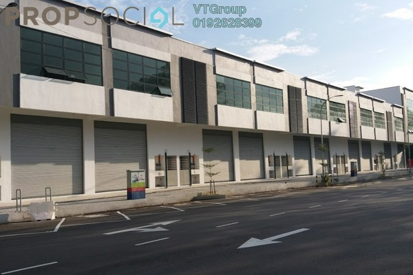 For Rent Factory at Section 27, Shah Alam Freehold Unfurnished 1R/6B 8k