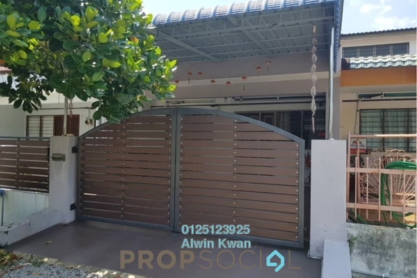 For Sale Terrace at Taman Rasi Jaya, Menglembu Freehold Unfurnished 4R/2B 238k
