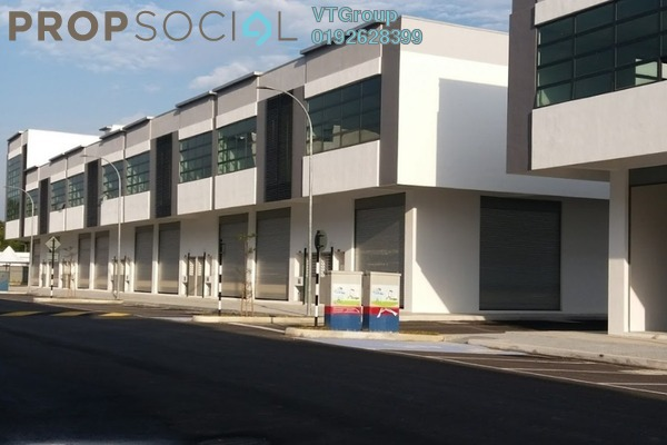 For Rent Factory at Section 27, Shah Alam Freehold Unfurnished 1R/4B 4.7k