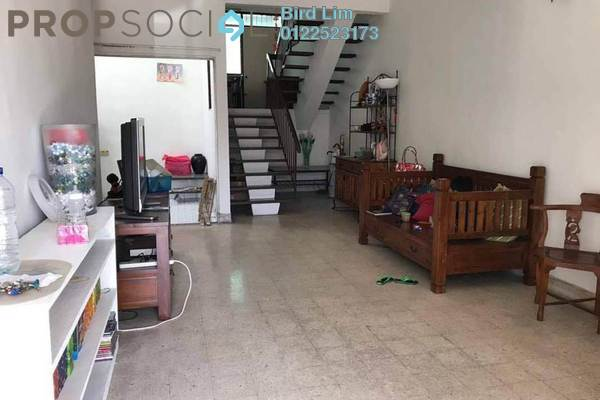 For Sale Terrace at Taman Bukit Maluri, Kepong Freehold Semi Furnished 3R/2B 699k
