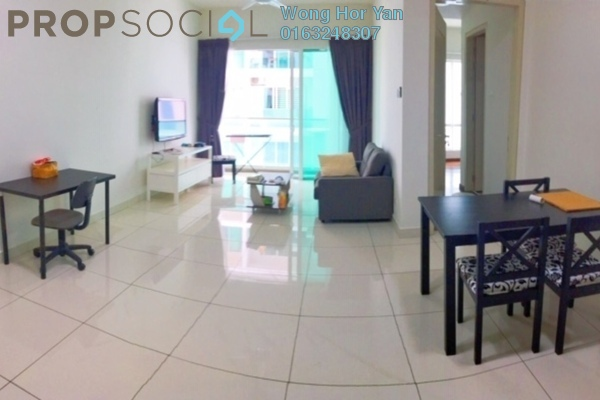 For Sale Serviced Residence at Glomac Damansara, TTDI Freehold Fully Furnished 3R/2B 865k