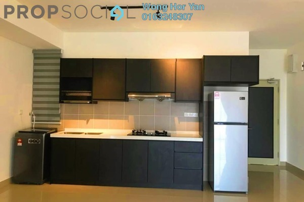 For Rent Serviced Residence at The Nest Residences, Old Klang Road Freehold Semi Furnished 3R/2B 1.8k