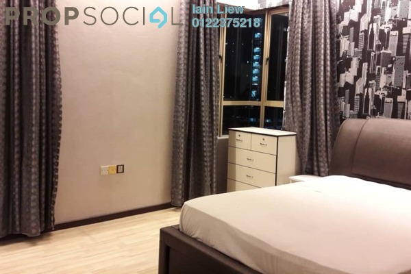 For Rent Condominium at Ritze Perdana 1, Damansara Perdana Freehold Fully Furnished 1R/1B 1.7k