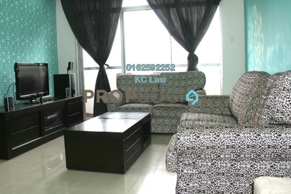 For Rent Condominium at Taman Raintree, Batu Caves Freehold Fully Furnished 3R/2B 1.7k