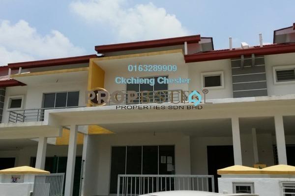 For Rent Terrace at Aman Putri, Sungai Buloh Freehold Unfurnished 4R/3B 1.3k
