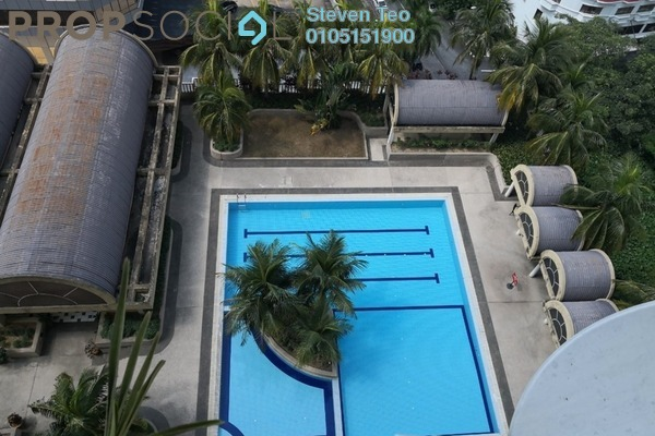 For Sale Condominium at Seputih Permai, Seputeh Freehold Fully Furnished 3R/2B 608k