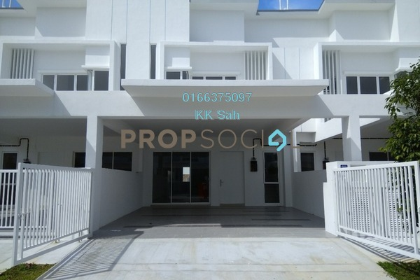 For Sale Superlink at Suriaman 3, Bandar Sri Sendayan Freehold Unfurnished 5R/3B 550k