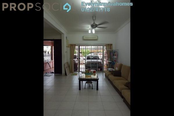 For Sale Terrace at Desa Andaman, Wangsa Maju Freehold Unfurnished 4R/3B 998k