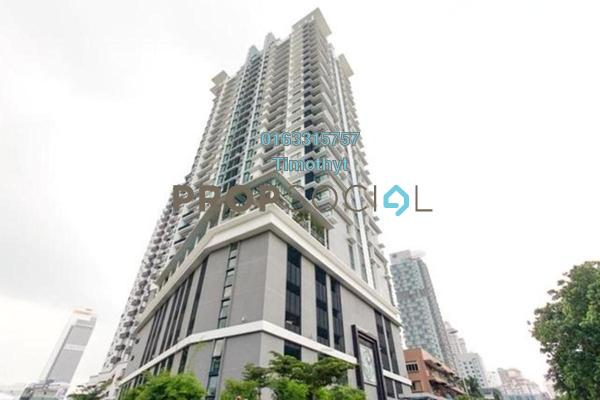 For Rent Condominium at Casa Residency, Pudu Freehold Fully Furnished 1R/2B 2.4k
