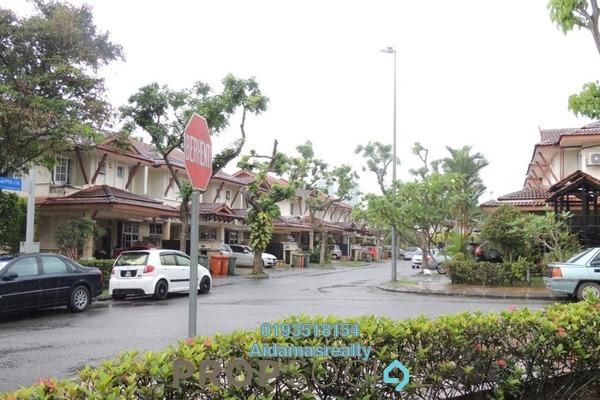 For Sale Terrace at Precinct 9, Putrajaya Freehold Semi Furnished 4R/3B 670k