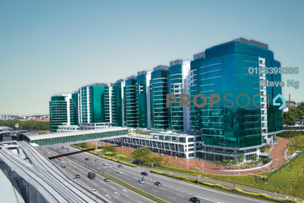 For Rent Office at UOA Business Park, Saujana Freehold Unfurnished 0R/0B 27.1k