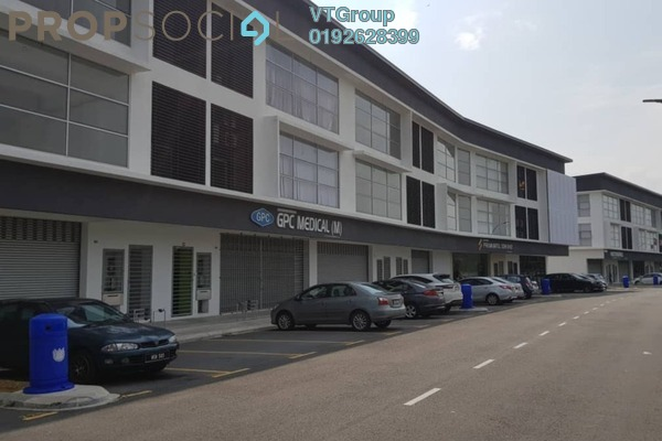 For Rent Factory at Gravitas, Shah Alam Freehold Unfurnished 1R/6B 7k