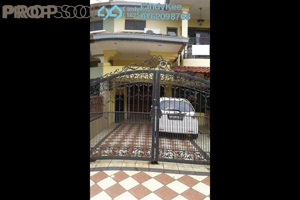 For Sale Terrace at BU7, Bandar Utama Freehold Unfurnished 5R/4B 1.53m