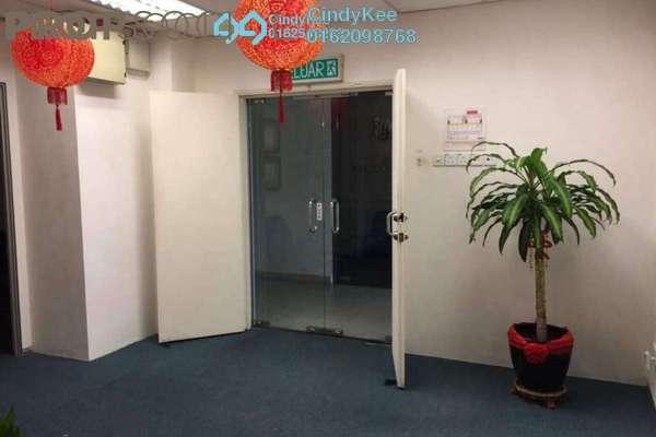For Sale Office at Wisma BU8, Bandar Utama Freehold Semi Furnished 0R/0B 1m