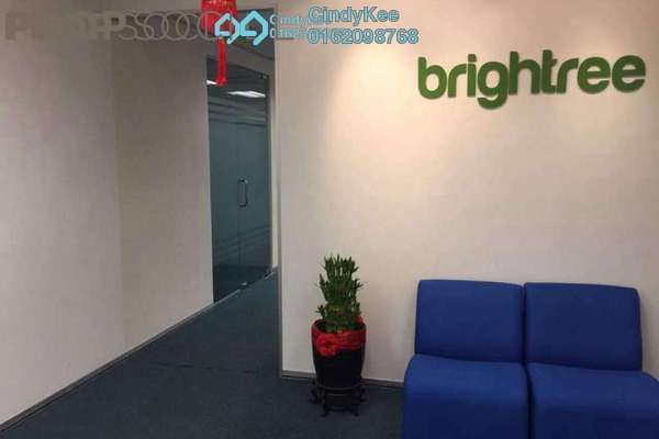 For Sale Office at Wisma BU8, Bandar Utama Freehold Semi Furnished 0R/0B 920k