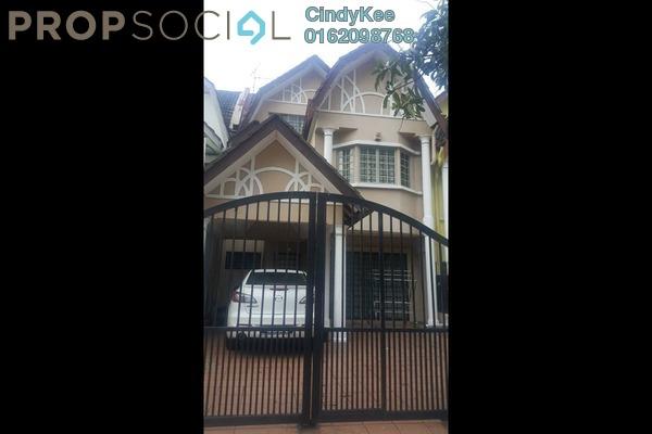 For Rent Terrace at SD7, Bandar Sri Damansara Freehold Semi Furnished 5R/4B 2.3k