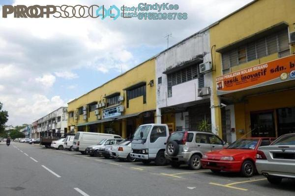 For Sale Factory at Kepong Entrepreneurs Park, Kepong Freehold Unfurnished 0R/0B 1.3m