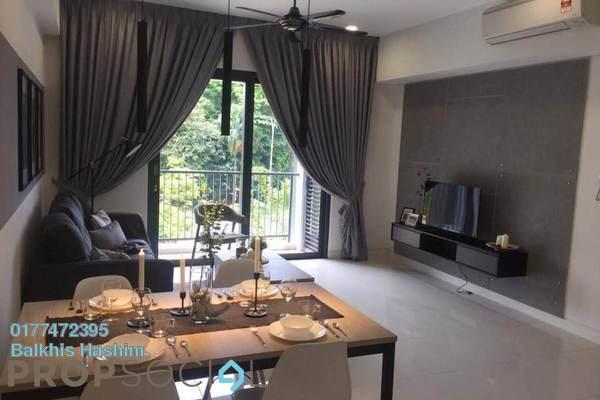 For Rent Condominium at Radia Residences, Bukit Jelutong Freehold Fully Furnished 1R/1B 1.8k
