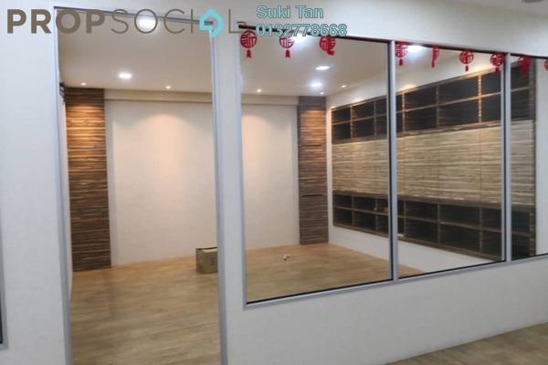 For Rent Office at Ativo Suites, Bandar Sri Damansara Freehold Semi Furnished 0R/0B 4.8k