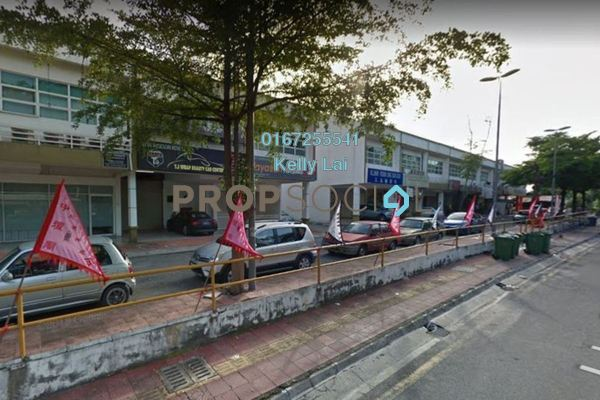 For Rent Shop at Jinjang Utara, Jinjang Freehold Semi Furnished 0R/0B 4k