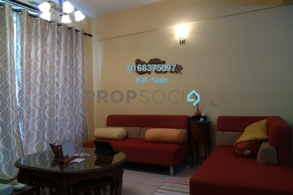 For Sale Condominium at Taman Bukit Cheras, Cheras Freehold Fully Furnished 3R/2B 369k