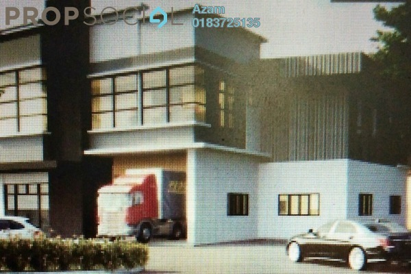 For Sale Factory at Bandar Akademia, Mantin Freehold Unfurnished 2R/3B 1.88m