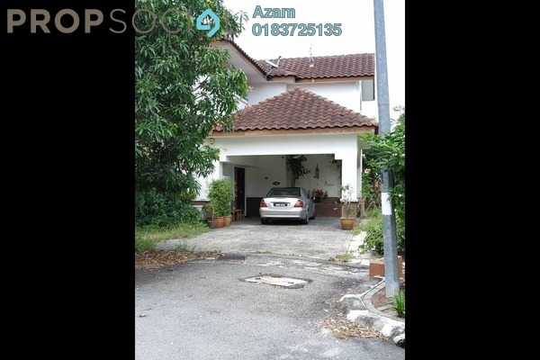 For Sale Bungalow at Bayu Lakehomes, Mantin Freehold Semi Furnished 6R/6B 860k