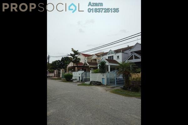For Sale Terrace at USJ 4, UEP Subang Jaya Freehold Semi Furnished 5R/3B 750k