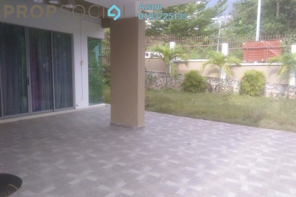 For Sale Terrace at Sering Ukay, Ukay Freehold Semi Furnished 6R/6B 1.65m