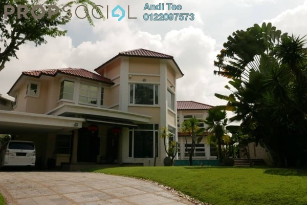 For Sale Bungalow at Bukit Gita Bayu, Seri Kembangan Freehold Semi Furnished 9R/7B 5.9m