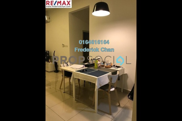 For Rent Condominium at The Vyne, Sungai Besi Freehold Fully Furnished 2R/2B 1.9k