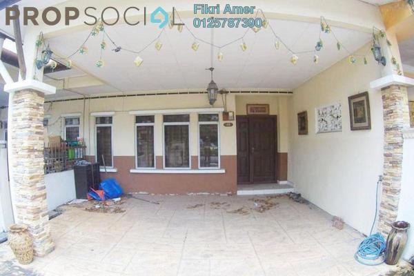 For Sale Terrace at Taman Pelangi Semenyih, Semenyih Freehold Unfurnished 4R/3B 500k