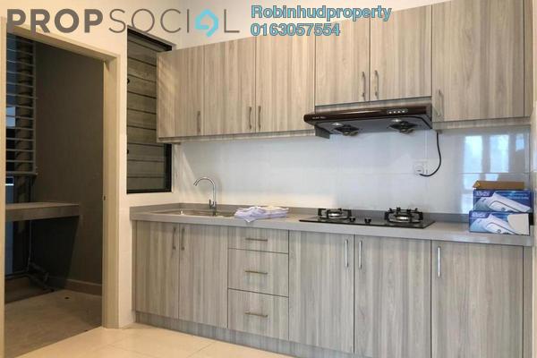 For Rent Condominium at The Haute, Keramat Freehold Semi Furnished 3R/2B 2k
