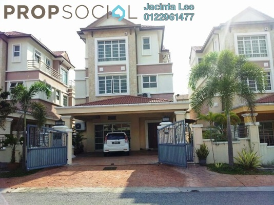 For Sale Bungalow at Le Putra Avenue, Bandar Putra Permai Freehold Semi Furnished 7R/6B 912k