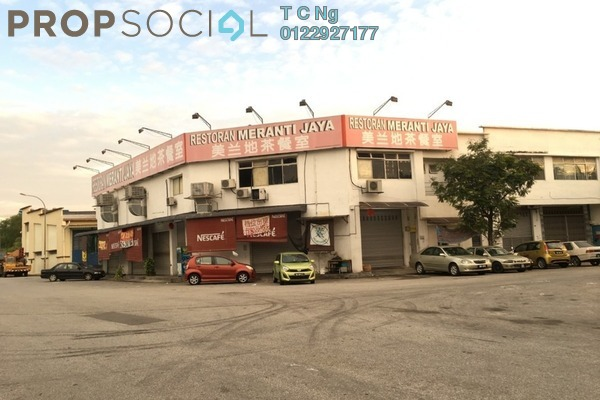 For Rent Factory at Taman Meranti Jaya, Puchong Freehold Unfurnished 0R/0B 4k