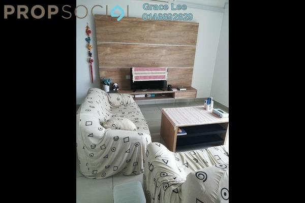 For Rent Condominium at Dwiputra Residences, Putrajaya Freehold Fully Furnished 3R/2B 2.2k