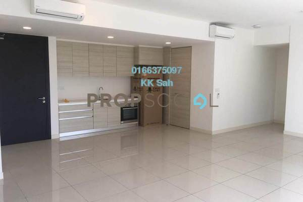 For Rent Condominium at Windows On The Park, Bandar Tun Hussein Onn Freehold Semi Furnished 4R/3B 1.8k