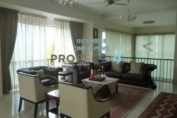 For Sale Superlink at Duta Villa, Setia Alam Freehold Fully Furnished 5R/6B 3m