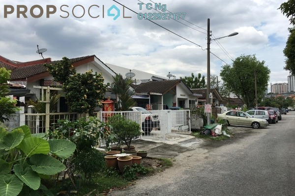 For Rent Terrace at PJS 7, Bandar Sunway Freehold Semi Furnished 3R/2B 1.3k
