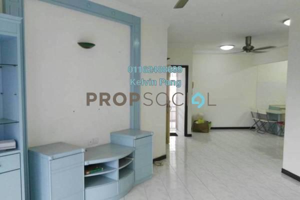 For Sale Condominium at Marina Bay, Tanjung Tokong Freehold Semi Furnished 3R/2B 580k