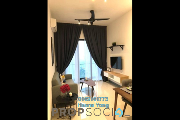 For Rent Serviced Residence at South View, Bangsar South Freehold Fully Furnished 1R/1B 2.6k