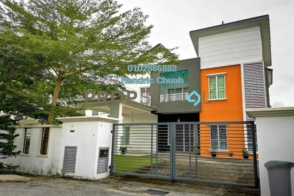 For Sale Bungalow at Bandar Springhill, Sendayan Freehold Fully Furnished 4R/3B 1.2m