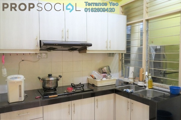 For Sale Apartment at Lagoon Perdana, Bandar Sunway Leasehold Semi Furnished 3R/2B 235k