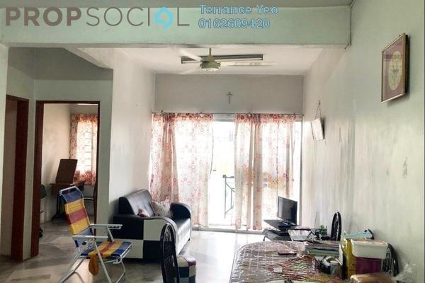 For Sale Apartment at Sri Anggerik 1, Bandar Kinrara Freehold Semi Furnished 3R/2B 230k