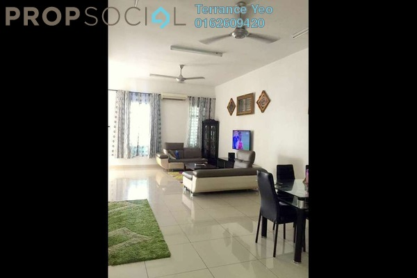 For Rent Terrace at Maranta, Setia Alam Freehold Semi Furnished 5R/2B 1.4k