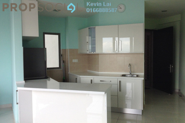 For Rent Serviced Residence at Tropicana City Tropics, Petaling Jaya Freehold Fully Furnished 2R/2B 2.6k