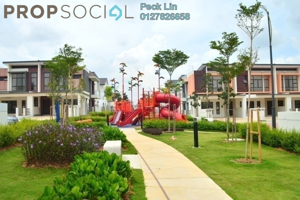 For Sale Superlink at Setia EcoHill, Semenyih Leasehold Unfurnished 4R/3B 730k