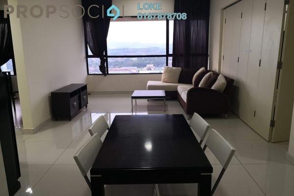 For Rent Serviced Residence at MKH Boulevard, Kajang Freehold Fully Furnished 3R/2B 1.65k