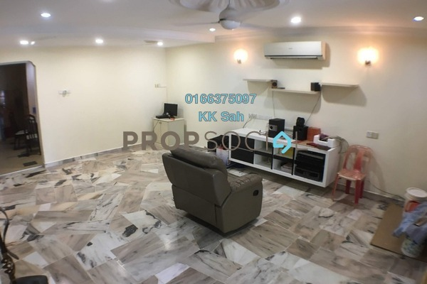 For Sale Terrace at Section 7, Bandar Mahkota Cheras Freehold Fully Furnished 4R/3B 568k